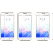 Meizu M3 Note Tempered Glass Screen Guard By Mobik