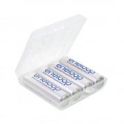 Panasonic Eneloop R6 AA 1900mAh - blister 4 acumulatori cu cutie