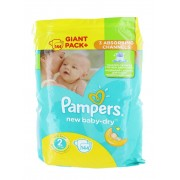 Pampers New Baby nr.2 Mini 3-6 kg 144 buc