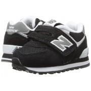 New Balance KG574 (InfantToddler) Black