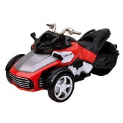 Toyshine Musical ATV Bike Model Toy with Music and Lights