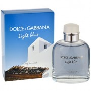 Dolce & Gabbana Light Blue Pour Homme Living Stromboli Eau de Toilette para homens 125 ml