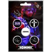 Insigne Tony Iommi (Black Sabbath): Iommi