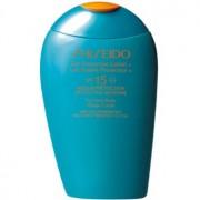 Shiseido Sun Care Sun Protection Lotion lotiune solara pentru fata si corp SPF 15 150 ml