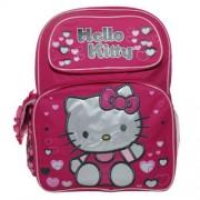 Ruz Hello Kitty Hearts Backpack Bag