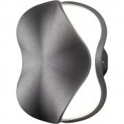 LED vanjska zidna svjetiljka 4 W toplo-bijela Konstsmide 7948-370 Matera antracit