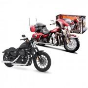 Maisto mac 2 moto harley davidson 32320