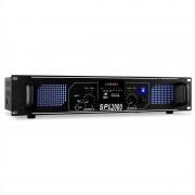 SKYTEC SPL-2000 W DJ PA HIFI усилвател SD USB MP3 система (SKY-178.774)