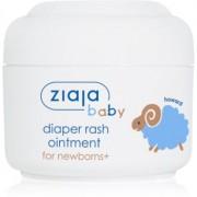 Ziaja Baby unguent crema-tratament impotriva iritatiilor provocate de scutece 50 ml