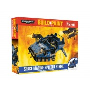 Build-Paint Warhammer 00,081 - Space Marine Strike Speeder