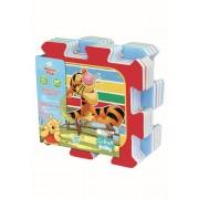 Covor puzzle Trefl din spuma - Ursuletul Winnie the Pooh