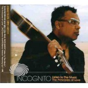 Video Delta Incognito - Listen To The Music/Principles Of Love Ep - CD