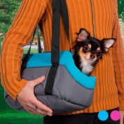 Väska Till Husdjur Rosa