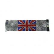 Geen Armband met strass steentjes UK