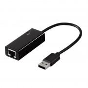 Adaptor Fast Ethernet USB Hama
