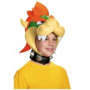 Vegaoo Nintendo® Bowser muts voor kinderen One Size