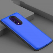 6500mAh External Battery Backup Charger Case Cover for Oppo K3 - Blue