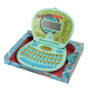 IGP Educational Kids Laptop with Learn English Maths Music Games Wide LED Display Includes Mouse 30 Set Functions