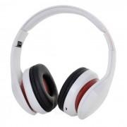 D-411 auriculares auriculares Bluetooth w / FM? Mic? TF ranura - Blanco