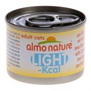 Almo Nature Light 6 x 50 г - риба тон Tonggol