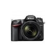 Câmera Nikon D7200 Af-s 18-140mm, 24.2mp, Full Hd, Wi-fi