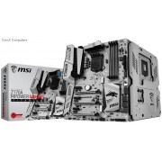 MSI Z170A MPower Gaming Titan Z170 Chipset LGA 1151 Motherboard