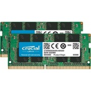 Crucial CT2K8G4SFS824A Geheugenmodule, 16GB-kit (8 GB x 2) DDR4 2400 MT/s (PC4-192000), SODIMM 260-Pin