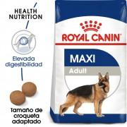 4kg Maxi Adult Royal Canin pienso para perros