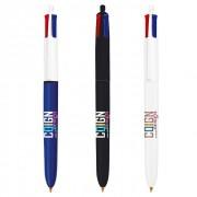 Bolígrafo BIC 4 Colores personalizado