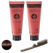 坂巻哲也 ヘアローブ ボタニカルカラートリートメント 2本セット【QVC】40代・50代レディースファッション