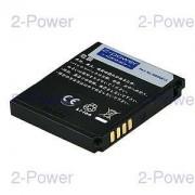 2-Power Mobiltelefon Batteri LG 3.7v 800mAh (LGIP-570A)