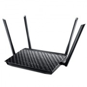 ASUS Ruter RT-AC1200G+ Wireless, 802.11 a/ac, do 867Mbps, Dual Band 2.4 GHz & 5 GHz