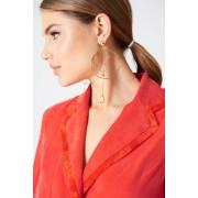 Ettika Moon Ride Earrings - Jewellery - Gold