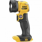 DEWALT Pivoting Cordless LED Work Light - 20 Volts, 110 Lumens, Model DCL040