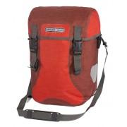 Ortlieb Sport-Packer Plus – QL2.1 - Paar - signalrot - dark chili - Fahrradtaschen