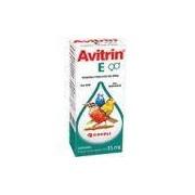 Avitrin Vitamina E p/ Pássaros e Aves Ornamentais - Avitrin