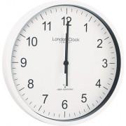 London Clock Zegar RC Simple biały