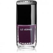 Chanel Le Vernis esmalte de uñas tono 628 Prune Dramatique 13 ml