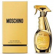 Moschino couture fresh gold 100 ml edp eau de parfum profumo donna