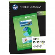 HP Originale OfficeJet Pro 6230 Cartuccia stampante (935XL / F6U78AE) multicolor Multipack (3 pz.), Contenuto: 3x825pg