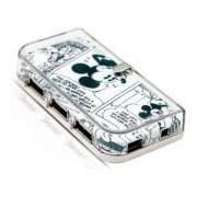Disney Mickey Mouse Mini HUB,USB2.0 - Transfer