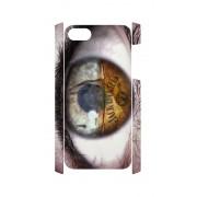 iPhone 5 en 5S Case Jack Daniels Oog