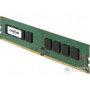 Crucial 8GB 2400MHz DDR4 CL17 Unbuffered DIMM memorija (CT8G4DFD824A)