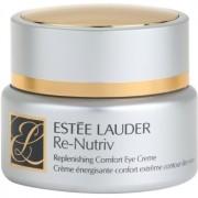 Estée Lauder Re-Nutriv Replenishing Comfort хидратиращ крем за очи против бръчки, отоци и черни кръгове 15 мл.