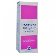 > Tachipirina Sciroppo 120 ml 120 mg / 5 ml