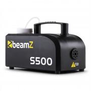 Beamz S500 New Edition 500W Fog 50m³ Masinarie cu lichid de ceață 250ml (Sky-160.434)