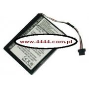 Bateria Mitac Mio Moov 200 210 N179 720mAh 2.8Wh Li-Ion 3.7V