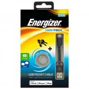 Energizer cable lightning - negro