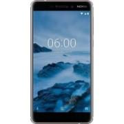 Nokia 6.1 (White, Iron, 64 GB)(4 GB RAM)