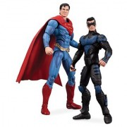 DC Collectibles Injustice Nightwing vs. Superman Action Figure 2-Pack
